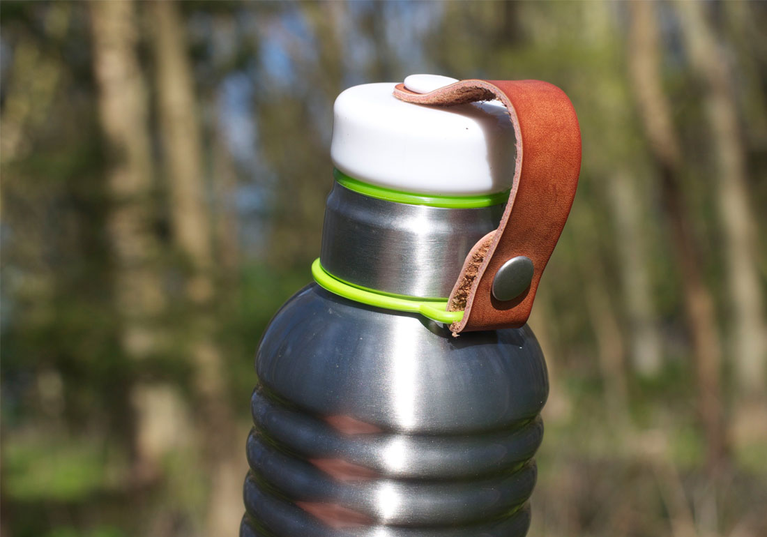 Water Bottle Steel Insulated Vacuum Top