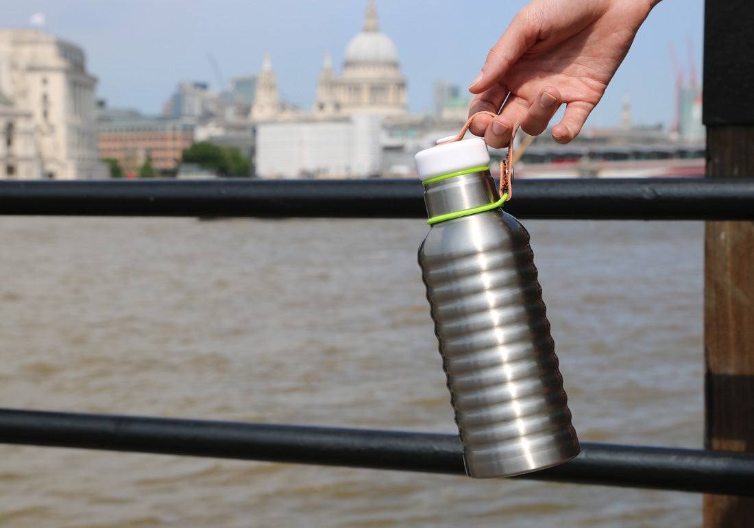 Water Bottle Steel Insulated Vacuum River