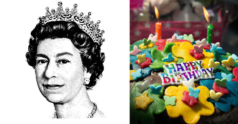 queen, the queen, royal family, birthday