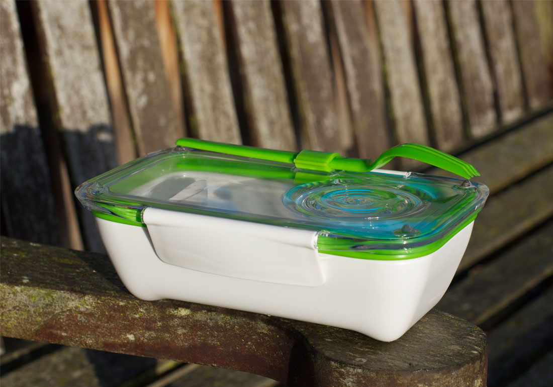 box appetit bento box lime by black and blum
