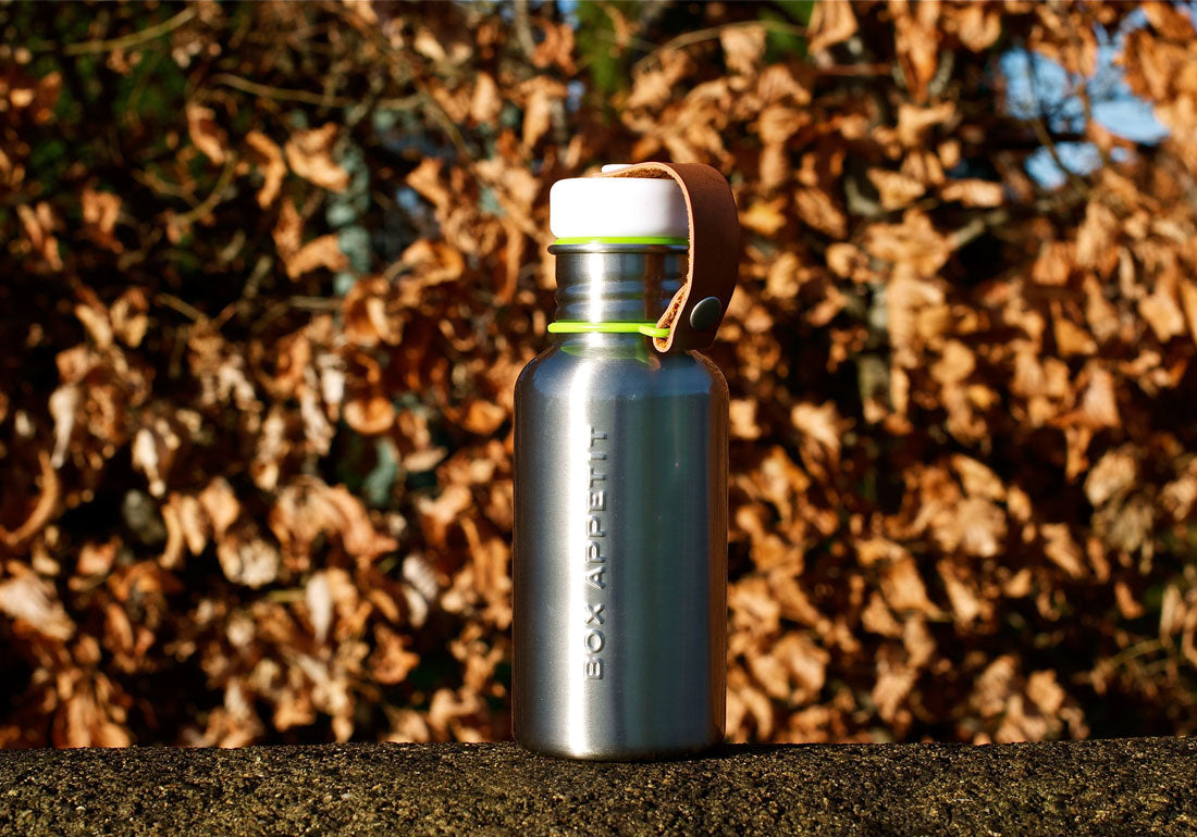 Steel Water Bottle Autumn