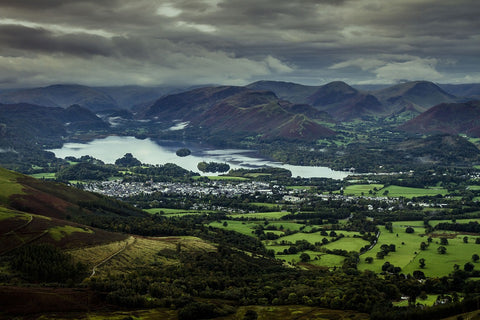 lake district, valentine's day