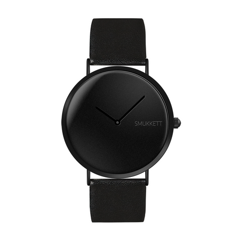 SMUKKETT Nighttimer Black