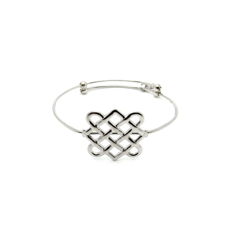 Celtic Knot Bangle