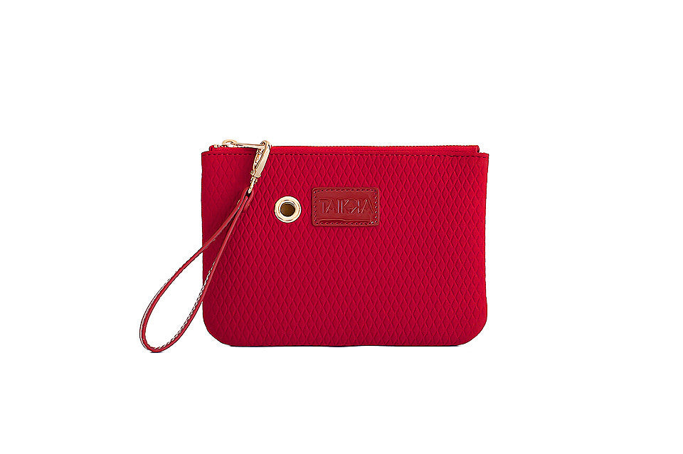 Neoprene Clutch (Red)