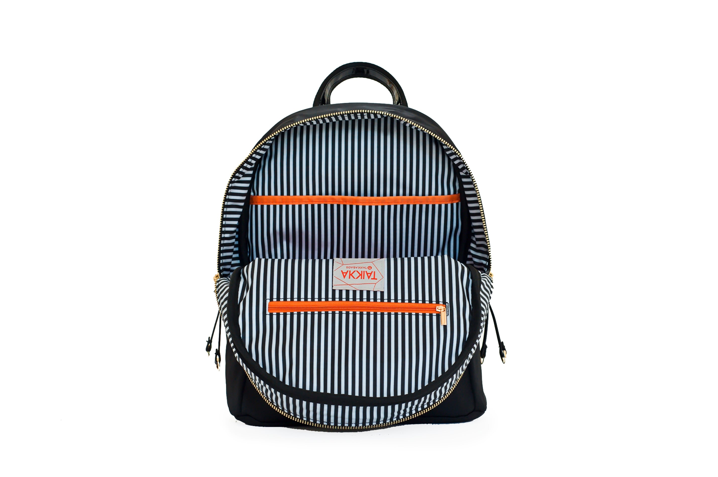 Helsinki Handsfree Backpack (Black)