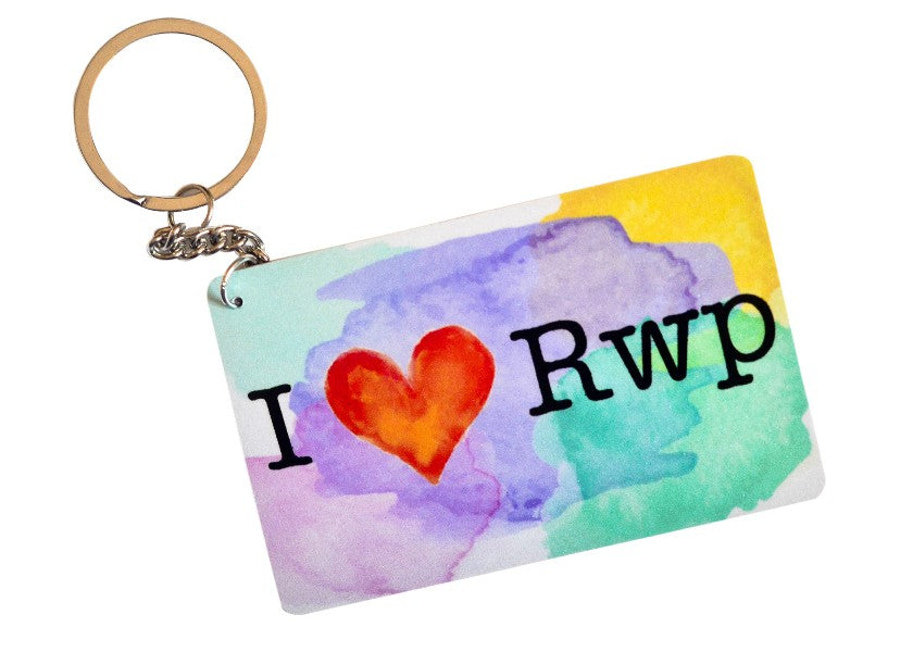 RWP Key Chain