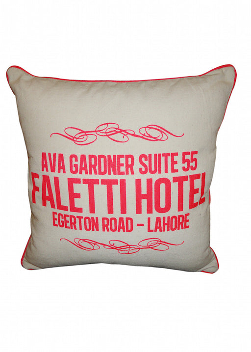 Faletti Hotel Cushion