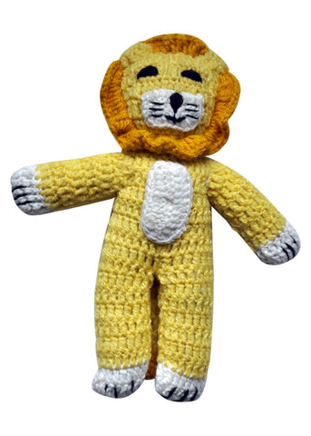 Lion Handmade Crochet Toy