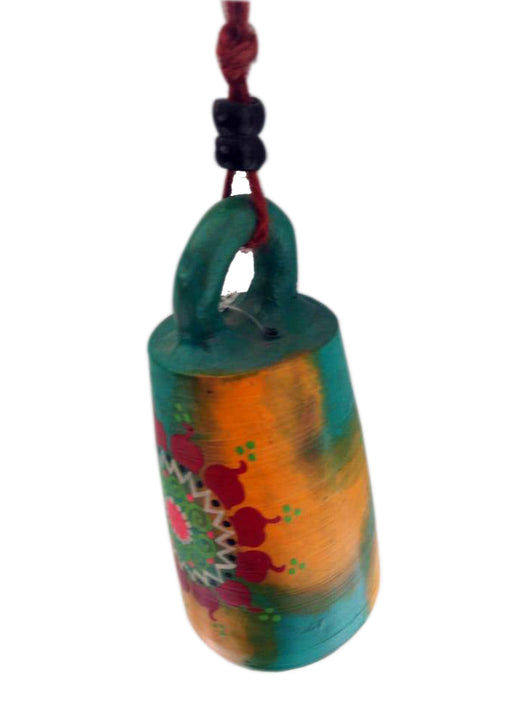 Hand Painted Large Bell