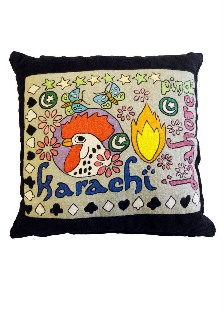 Matchbox Mania Cushion - Product CAP'16