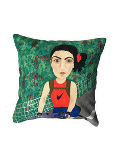 'On the road' Cushion
