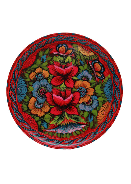 Truck Art Garden of Paradise Tray