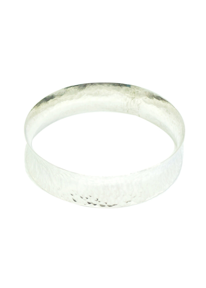 Hammered Bangle