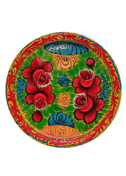 Truck Art Four Roses Tray