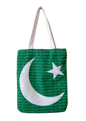 Pakistan Tote Bag