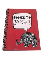 Notebook - Power to you