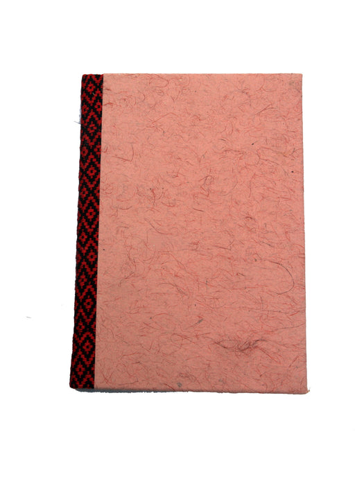 Hard Back Diary in Pink