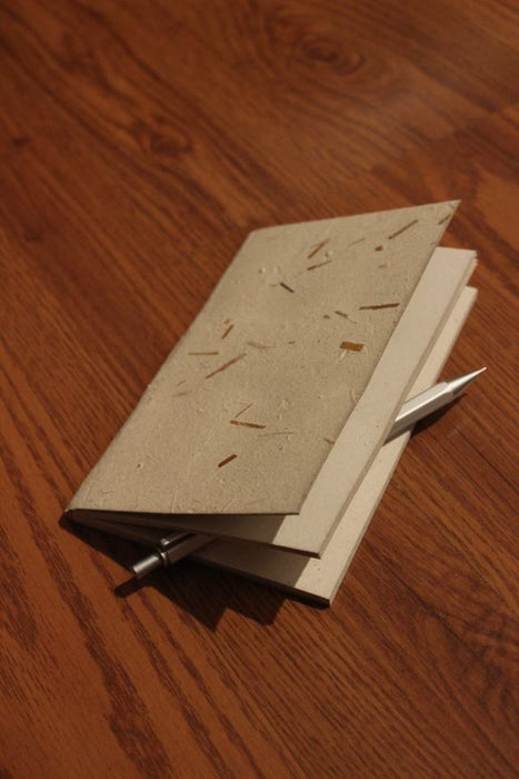 Mini Journal in Hay & Straw