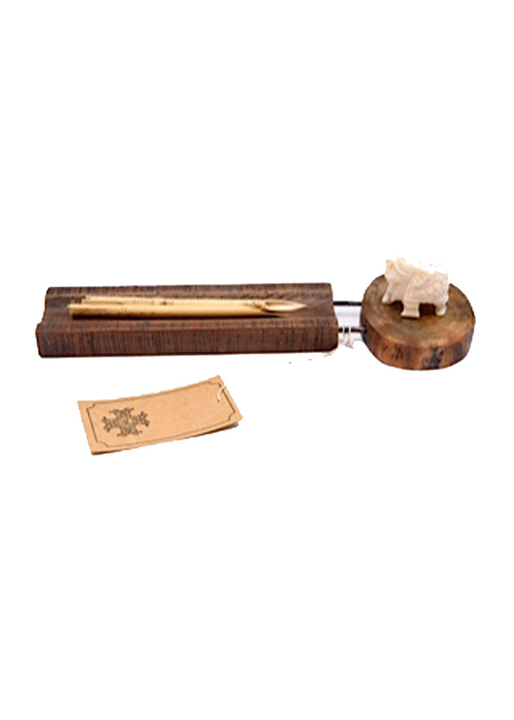 Camel-bone Pencil Tray