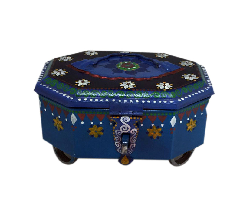 Decorative Box - Hand-painted