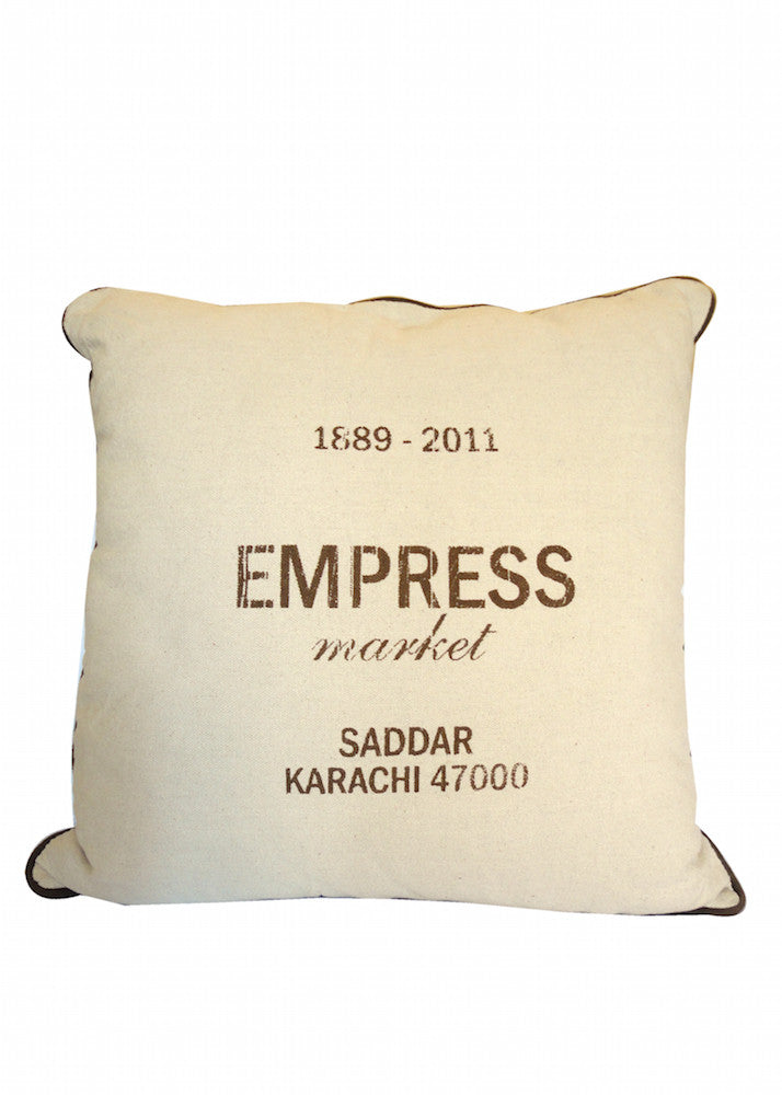 Empress Market Cushion