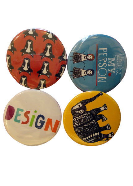 Quirky Badges