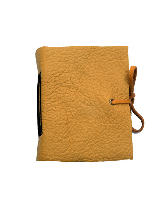 Square Leather Personal Diary