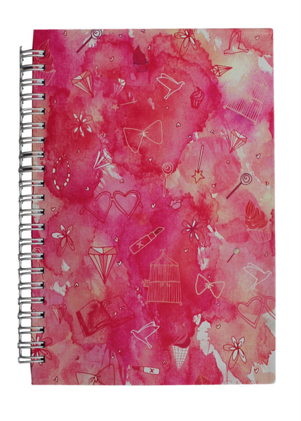 Perfect Pink Hardcover Journal