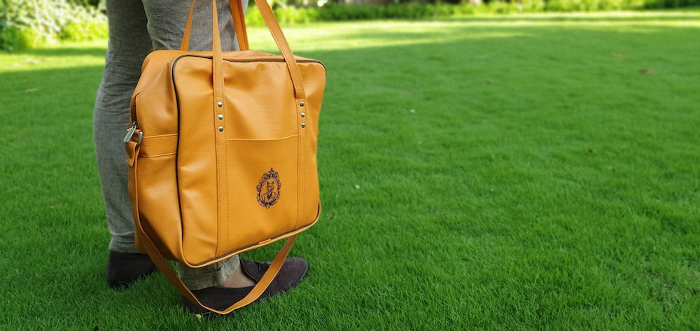 Foxtrot Bag Leather