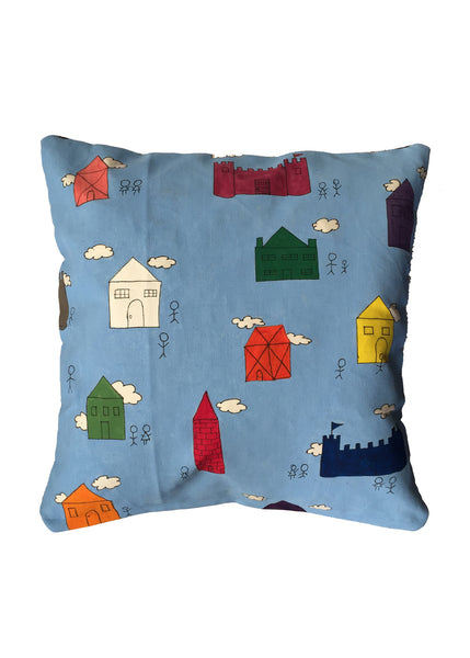'Castles in the sky' Cushion