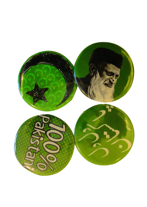 Love Pakistan badges