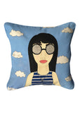 'In the clouds' Cushion