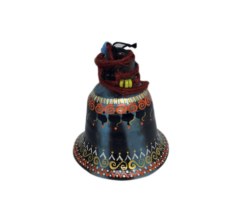 Hand Painted Medium Bell