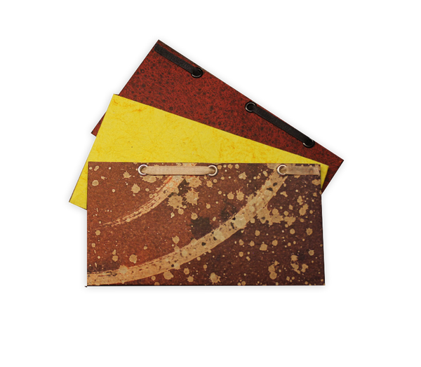 Salami envelope – textured – side opening