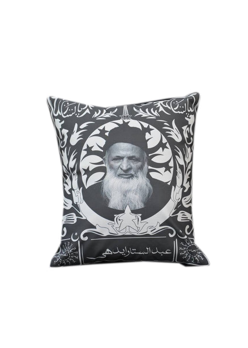 Pakistani Stamp Cushion - Edhi Saab