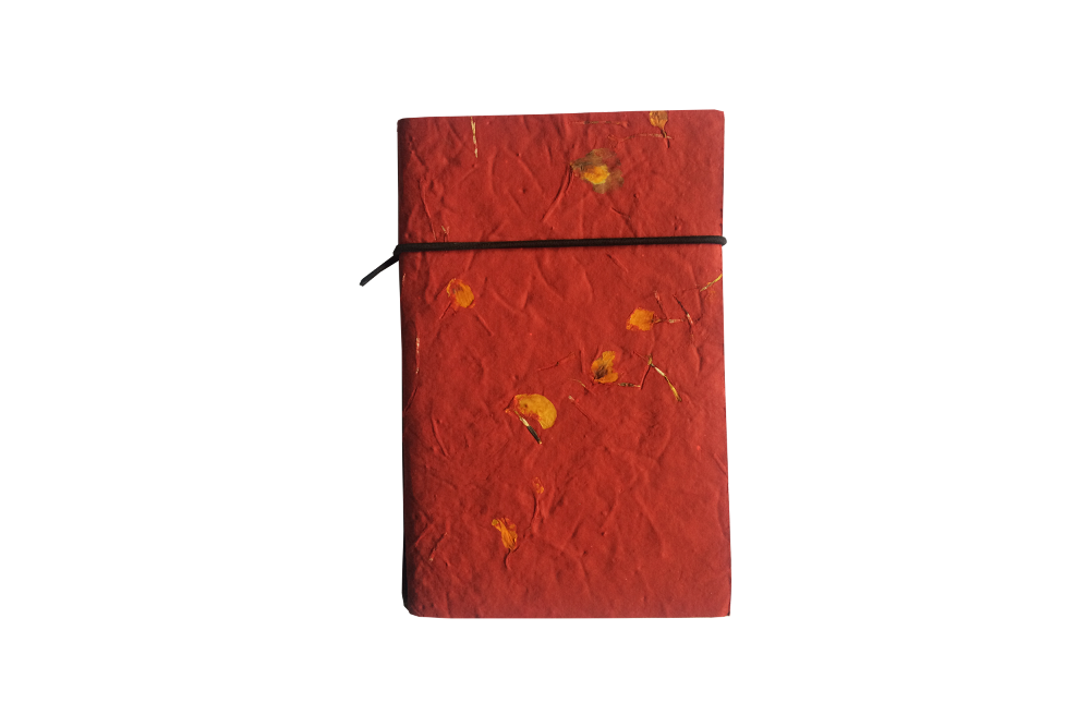 Refill Journal – Marigold - Red