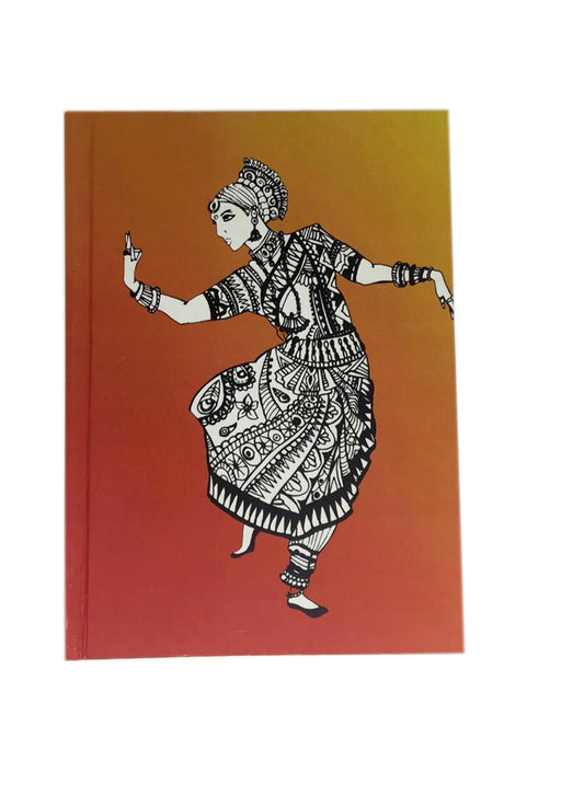 Dancer Girl Notebook