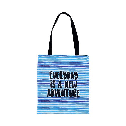 Tote Bag - Everyday is a New Adventure