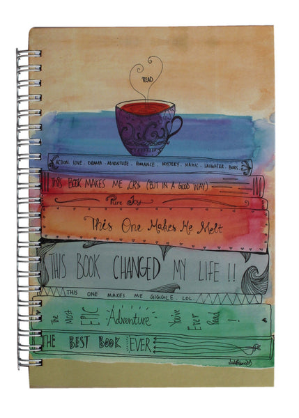 Illustration Hardcover Journal