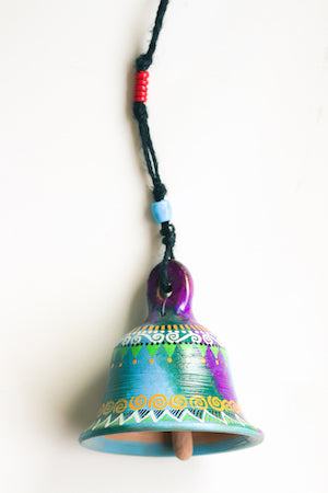 Hand-painted Big Bells