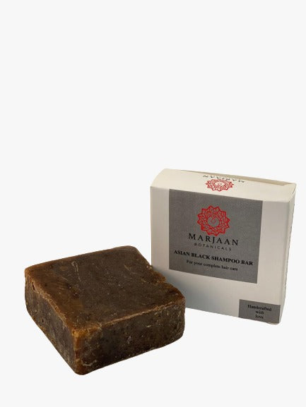 Asian Black Shampoo Bar