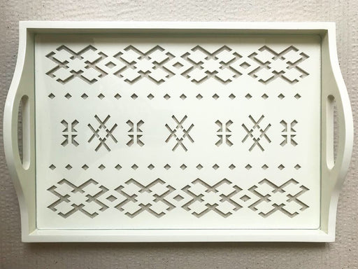 Balochi Cross Stitched Tray