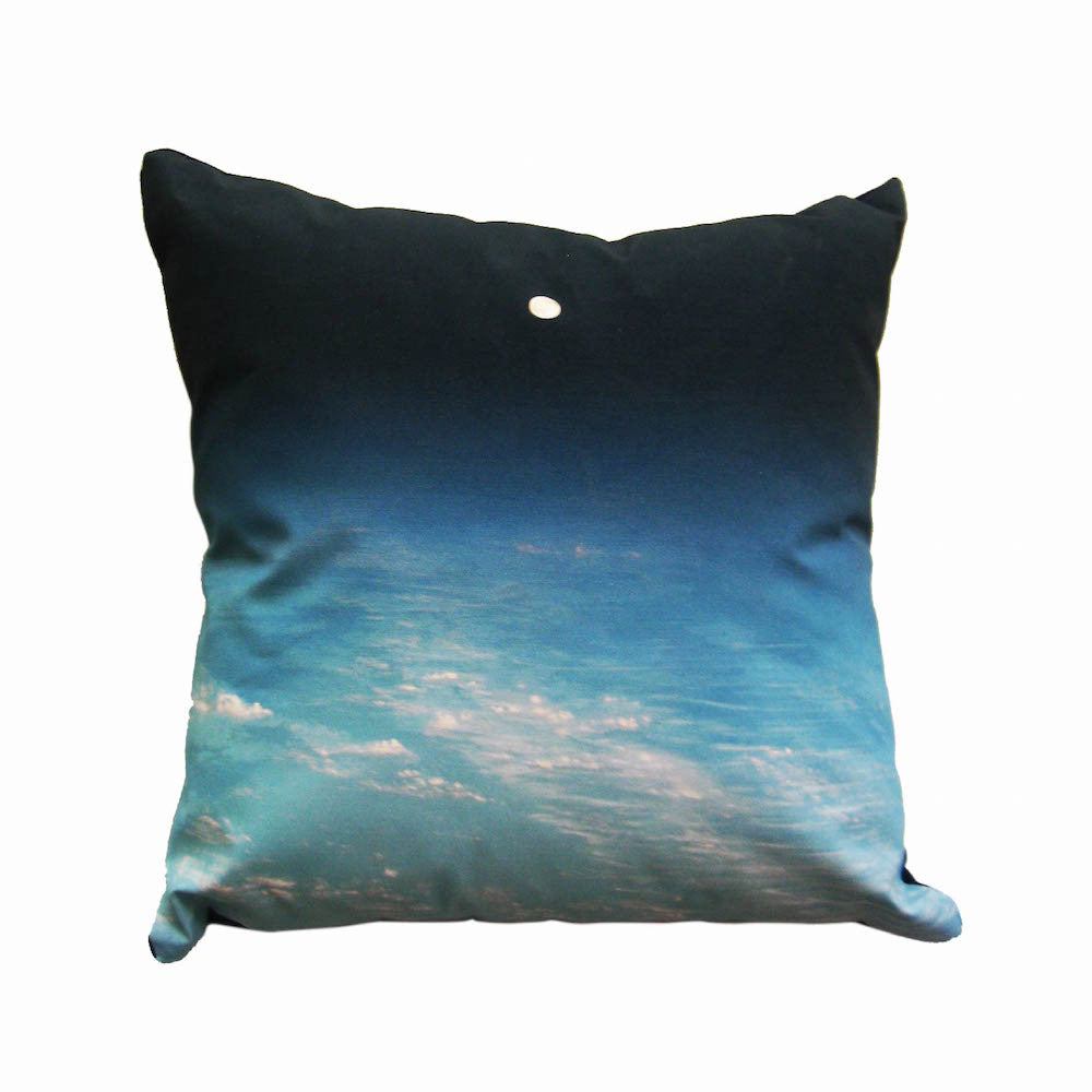 Martian Sunset Cushion