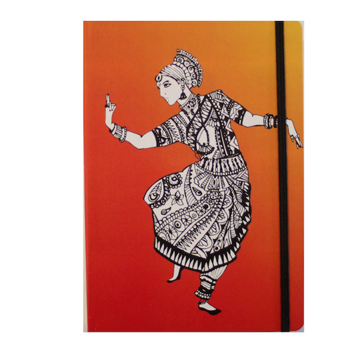 Dancer 1 Notebook