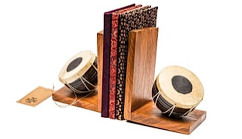 Tabla Bookends