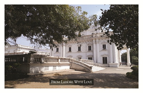 From Lahore With Love Postcard 3