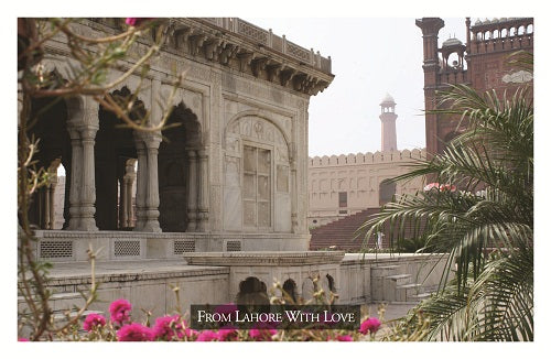 From Lahore With Love Postcard 4