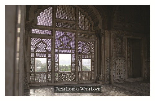 From Lahore With Love Postcard 5