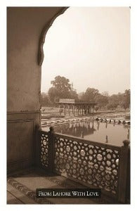 From Lahore With Love Postcard 6